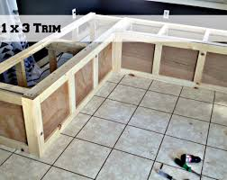 boat bench seat with storage home decorating interior design