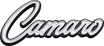 camaro badge chevrolet camaro parts emblems and decals interior emblems