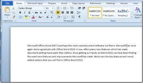 create macros in word 2010