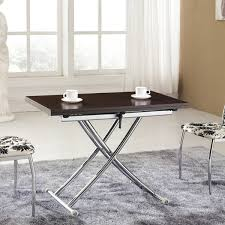 expandable table rio coffee to dining expandable table