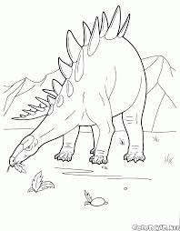 coloring ceratopsians
