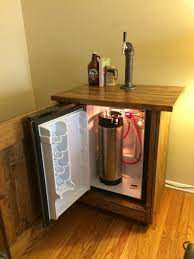 Home Beer Dispenser Danby Dar044a6bsldb Kegerator Cabinet Build Home Brew Forums