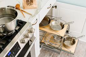 Organizing Pots And Pans In Kitchen Cabinets Solutions For Your Kitchen Makeover