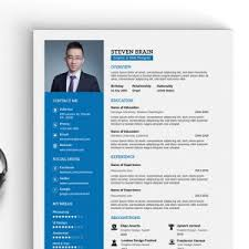 Ux Resume Template Ux Designer Resume Template In Ms Word Docx Psd Formats