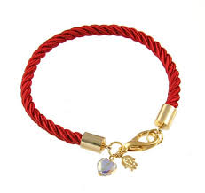 bracelet gold love images Or jewelry red rope bracelet w crystal love protection jewish jpg
