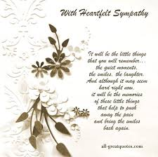 15 best sympathy messages images on sympathy cards