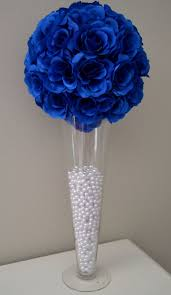 blue centerpieces the 25 best royal blue centerpieces ideas on royal