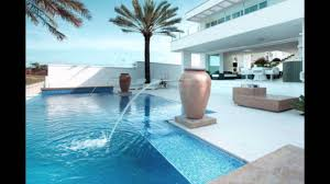 beautiful houses with swimming pool youtube