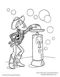 toy story coloring pages preschoolers disney toy