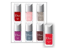 haute couture nails from dior nail polish varnish christian dior