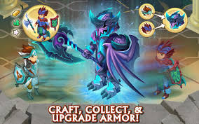knights u0026 dragons action rpg android apps on google play
