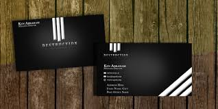 wholesale business card psd