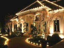 Christmas Decorations For Outside Windows by Exterior Christmas Decoration Home Design