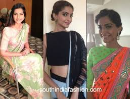 style blouse style inspiration actresses in boat neck blouses south