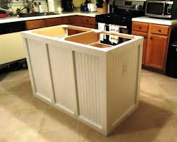 how to build a kitchen island semiscratch build kitchen island