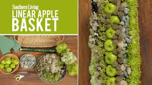 Apple Decorations For The Kitchen by Fresh Fall Dinner Recipes Southern Living