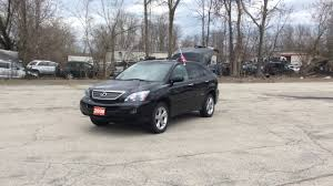 lexus rx 400h used car sale 2008 lexus rx 400h hybrid great on gas super clean another