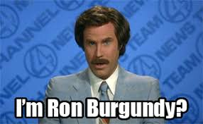 Ron Burgundy Meme - o malley pulls a ron burgundy america rising