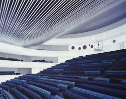 selgas cano architecture auditorium ceiling google search commercial pinterest