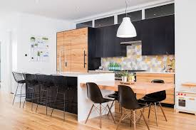 kitchen island with dining table stylish seating options for modern kitchen islands