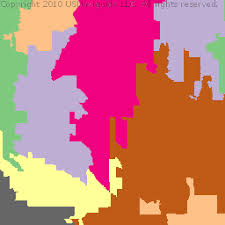 el paso zip code map el paso county colorado zip code boundary map co
