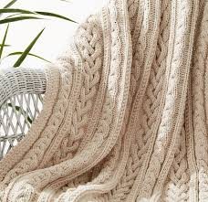 cable afghan knitting patterns knitting patterns cable and blanket