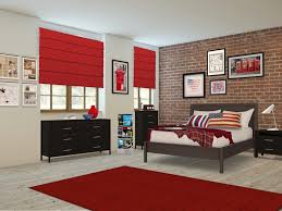 city theme bedroom for teen or young room makeover