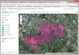 Maps San Diego by Internet Mapping Services For San Diego Wildfire 2007 By