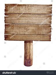 wooden road sign board post stock illustration 170415608