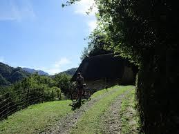 cima rest fienili bici e scialpinismo idro monte stino e cima rest