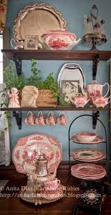 418 best transferware images on pinterest canvas dishes and red