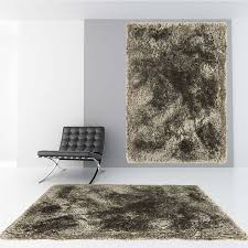 Taupe Shag Rug Shaggy Rugs Asiatic Rugs Plush Shaggy Taupe 129