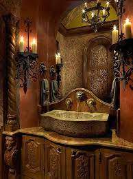 Tuscan Bathroom Ideas by 69 Best Tuscan Bath Images On Pinterest Dream Bathrooms