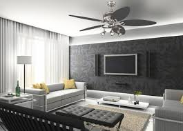 Ceiling Fan For Living Room Best Hugger Flush Mount Ceiling Fan For Low Rooms Living Room