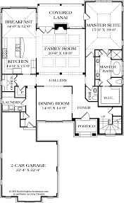 first floor plan love this one 3 bedrooms all with baths a