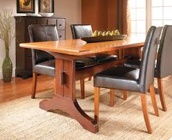SlideOut Trestle Table Woodsmith Plans Projects To Try - Trestle table design