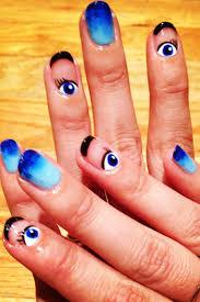 nail art nail art fall trees videos 2016fall ideas pinterest