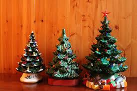 buy ceramic christmas tree christmas lights decoration
