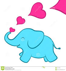 heart clipart elephant pencil and in color heart clipart elephant