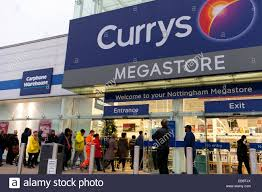 2014 thanksgiving day sales castle marina retail park nottingham u k 28th november 2014