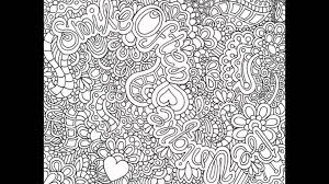 hard coloring pages for adults color itgod me