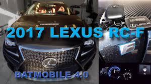 lexus lease rcf lexus rcf my batmobile 4 0 youtube