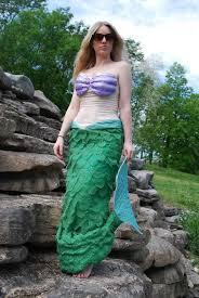 Ariel Mermaid Halloween Costume Adults 108 Images Costumes