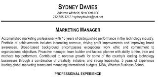 profile exles for resumes sle personal profile for resume new resume personal profile