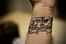 beautiful quote wrist tattoos design ideas ideas pictures