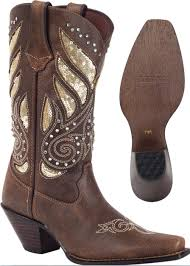 s boots with bling boots crush s bling leather boots brown