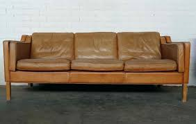 Distressed Leather Sofa Brown Distressed Leather Sectional Sofa With Chaise Chair For Sale 5991