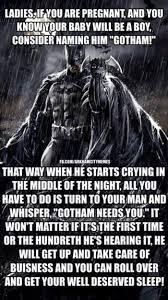 Funny Batman Memes - ladies if you are pregnant batman meme