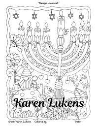 269 karen lukens artist coloring pages images