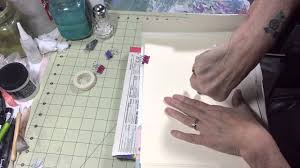 cavallini file folders the signatures and sewing them in the cavallini file folder